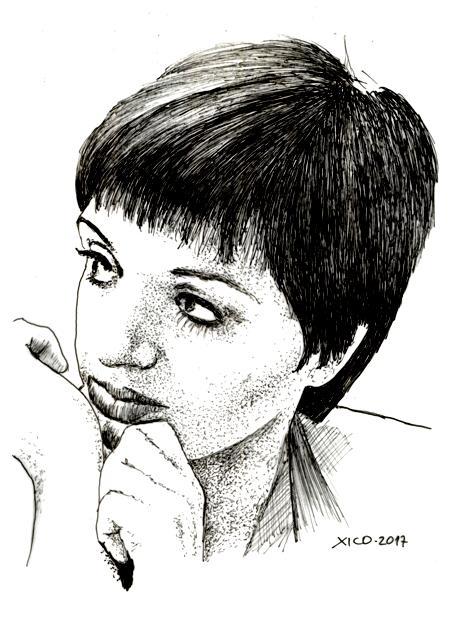 Liza Minnelli by FCARLOS
